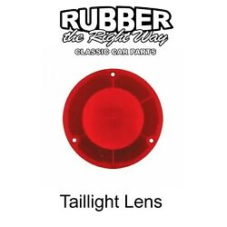 1967 - 1972 Chevy And Gmc Trucks Taillight Lenses - Pair - Stepside