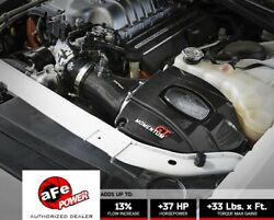 Afe 52-72204-cf Momentum Gt Cold Air Intake 2015-2016 Dodge Challenger Hellcat