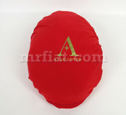 Fiat 500 Red Indoor Fabric Car Cover 1957-75 New