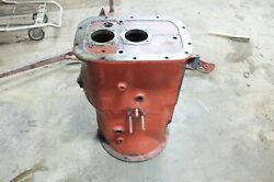 Ford 8n 8 N Tractor Transmission Section Housing Case Casing Trans Gear Box