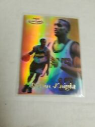 Very Rare 1999 Brevin Knight Topps Gold Label Class 3 Red 16/25