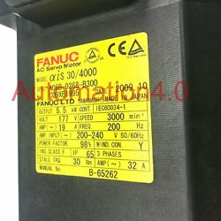 1pc Used Fanuc A06b-0268-b300 Tested In Good Condition Free Shipping