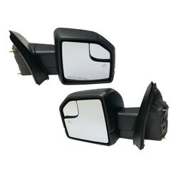 Mirror For 2015-2018 Ford F-150 Left And Right Set Of 2