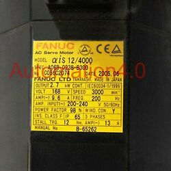 1pc Used Fanuc A06b-0238-b300 Tested In Good Condition Quality Assurance