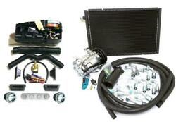 Gearhead Compac A/c Heat Defrost Air Conditioning Ac Kit + Hoses Fittings Vents