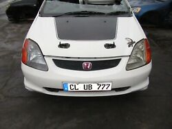 Jdm 02-05 Honda Civic Type-r Ep3 Front End Si-r Front Clip Ep3 Rhd Front End Ep3