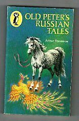 Old Peter's Russian Tales Puffin Books By Arthur Ransome