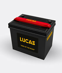 """Lucas """"s"""" King Of The Road Battery Topper Group 24 1953-1970"""