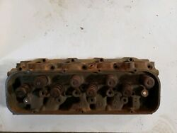 1970 Chevelle Ss 454 Ls6 Rectangle Port Cylinder Head 3964291 Dated F-3-9