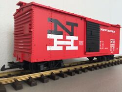 Usa Trains R-19053a New Haven G Scale Freight Car