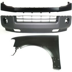 Fender Kit For 2007-2014 Ford Expedition Front