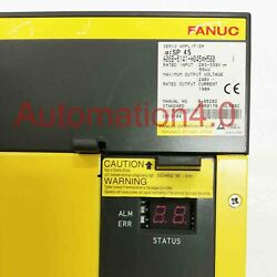 1PC Used Fanuc A06B-6141-H045#H580 Tested In Good Condition Quality assurance