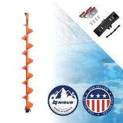 Motoshtorm Power Ice Auger Bit for Hand Electric and Drill