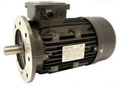 Tec Three Phase 400v/50hz Electirc Motor 0.75kw To 37.0kw