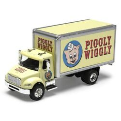 Piggly Wiggly 148 Die-cast Box Delivery Moving Truck O Gauge Train