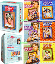 Mamaand039s Familythe Complete Series Collection Dvd 22-disc Box Set New And Sealed