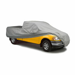 Ford F-series Crew Cab Long Bed Pickup Truck 5 Layer Car Cover 1979-1986