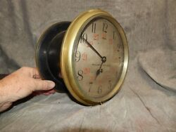Pullman Car Co. Double Sided Clock Williamson From The Car Adrian Works