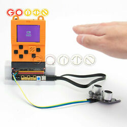 Elecrow Kittenbot Meowbit Programmable Game Consoles Microsoft Makecode Board