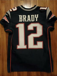 Authentic Tom Brady Nike Elite Patriots Jersey Mens Size40 Nwot Sold Out