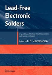 Lead-free Electronic Solders A Special Issue , Subramanian, Kv,,