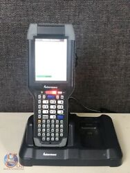 Intermec Ck3a1 Barcode Scanner Mobile Computer Ck3 W/ Holster And Charger