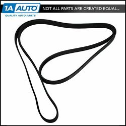 Ac Delco 6k1025 Serpentine Accessory Belt For Chevy Buick Ford Gmc Olds