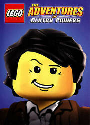 NEW LEGO DVD: The Adventures of Clutch Powers SEALED $4.99