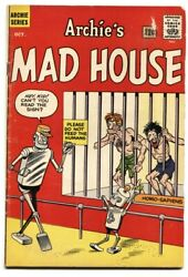 Archie's Mad House 22 1st Sabrina The Teenage Witch Comic Book
