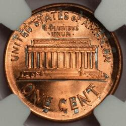2000 Ngc Ms65rd Bs Multi Struck Wide Am Lincoln Cent Mint Error Type 2 Proof Rev