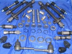 Most Complete Front End Repair Kit 1949-1954 Chevrolet Chevy 49 50 51 52 53 54