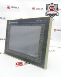 Telemecanique Xbtg2330 Display Panel Monitor Screen 24v 0.92a 30vrms