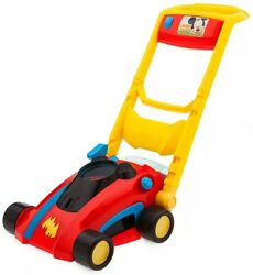 Disney Mickey Mouse Clubhouse Mow And Go Lawnmower