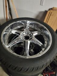 Used 24 Inch Rims And Tires