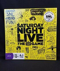 2010 Saturday Night Live The Game Sealed