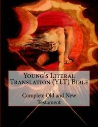 Young's Literal Translation Ylt Bible Complete Old And New Testament