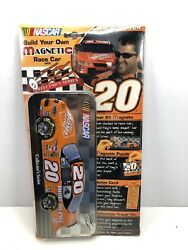 Nascar Build Your Own Magnetic Race Car With Tony Stewart 20 Collectors Series
