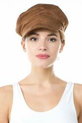 ODD COLOR Hats for Women Newsboy Cabbie Beret French Visor Caps 8 Panel Autumn W