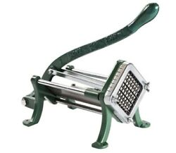 3 8quot; French Fry Cutter Potato Fries Slicer Dicer Chopper Commercial Restaurant $60.21