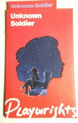 Unknown Soldier Playbill - Playwrights Horizons Mainstage Theater - Off-broadway