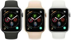 Apple Watch Series 4 40mm 44mm Gps / Cellular Smart Watch - All Colors