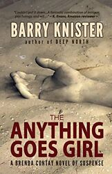 The Anything Goes Girl By Knister Barry New 9781946006486 Fast Free Shipping