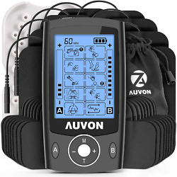Electric Pulse Massager Tens Unit Machine Muscle Stimulator Therapy Pain Relief