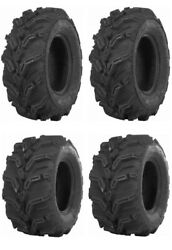 New Complete Set Of Itp Mud Lite Xtr Tires - 2002-2008 Yamaha 660 Grizzly