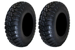 New Gbc Mongrel Front Tires - 25 X 8 X 12 - 2002-2008 Yamaha 660 Grizzly