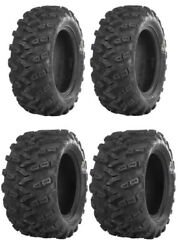 New Complete Set Of Gbc Grim Reaper Tires - 2002-2008 Yamaha 660 Grizzly