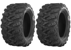 New Gbc Grim Reaper Rear Tires - 25 X 10 X 12 - 2002-2008 Yamaha 660 Grizzly
