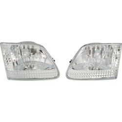 Headlight Lamp Left-and-right For F150 Truck F250 Performance Lh And Rh Ford F-150