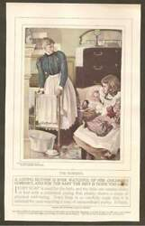 Vintage Ads Clipped From 1899 Frank Leslie's Popular Magazine - Ivory Soap