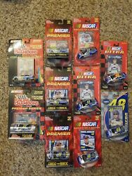 10 X Racing Champions 1/64 2002-2003 Preview Jimmie Johnson 48 Lowes Chevy Lot